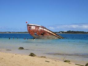 Pangaimotu island