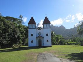 Haapiti church