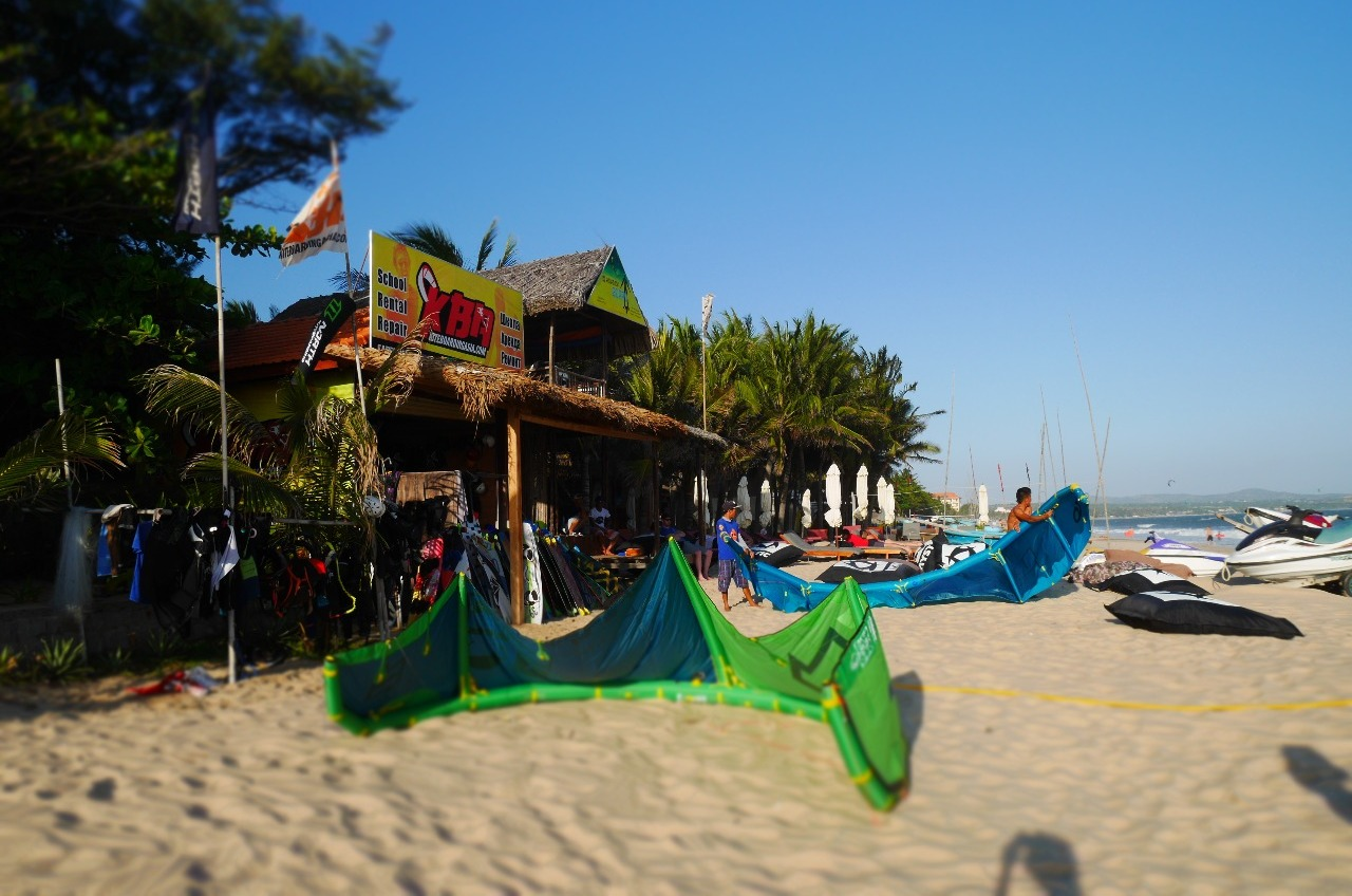 Kite station KBA