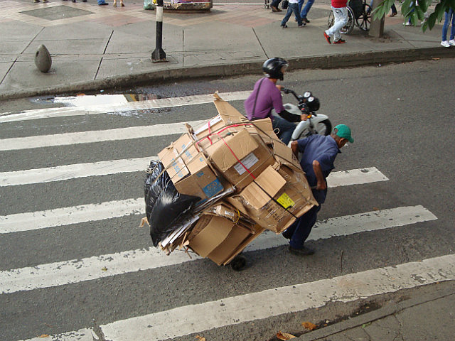Hauling Boxes