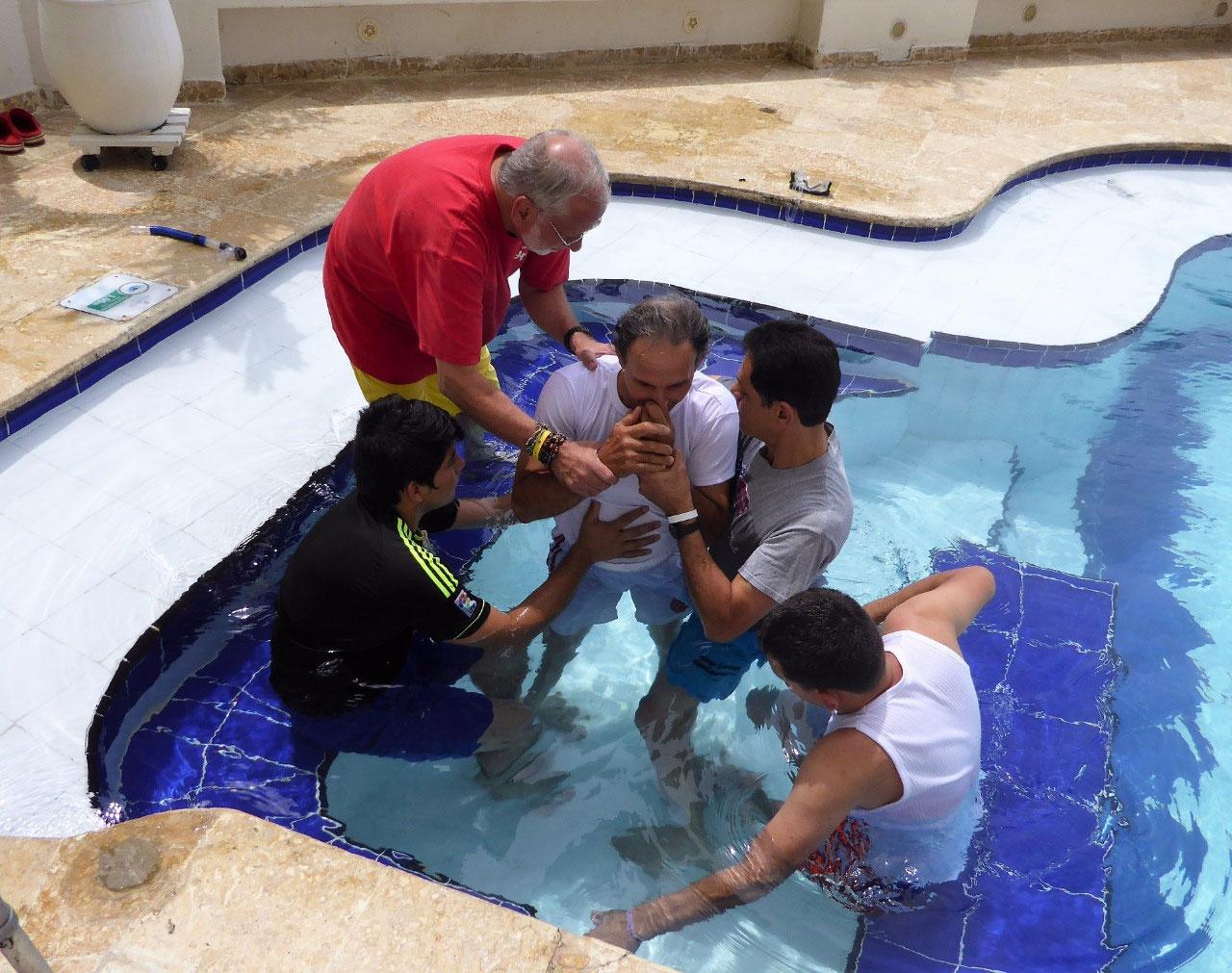 Cristian, Scott, Miguel, Jaime, and Oscar