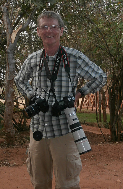 Alan the birder (one of the professionals)