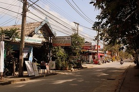 Bang Niang main street