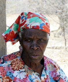 Zimbabwean lady