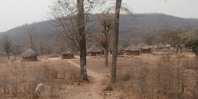 Zimbabwean village