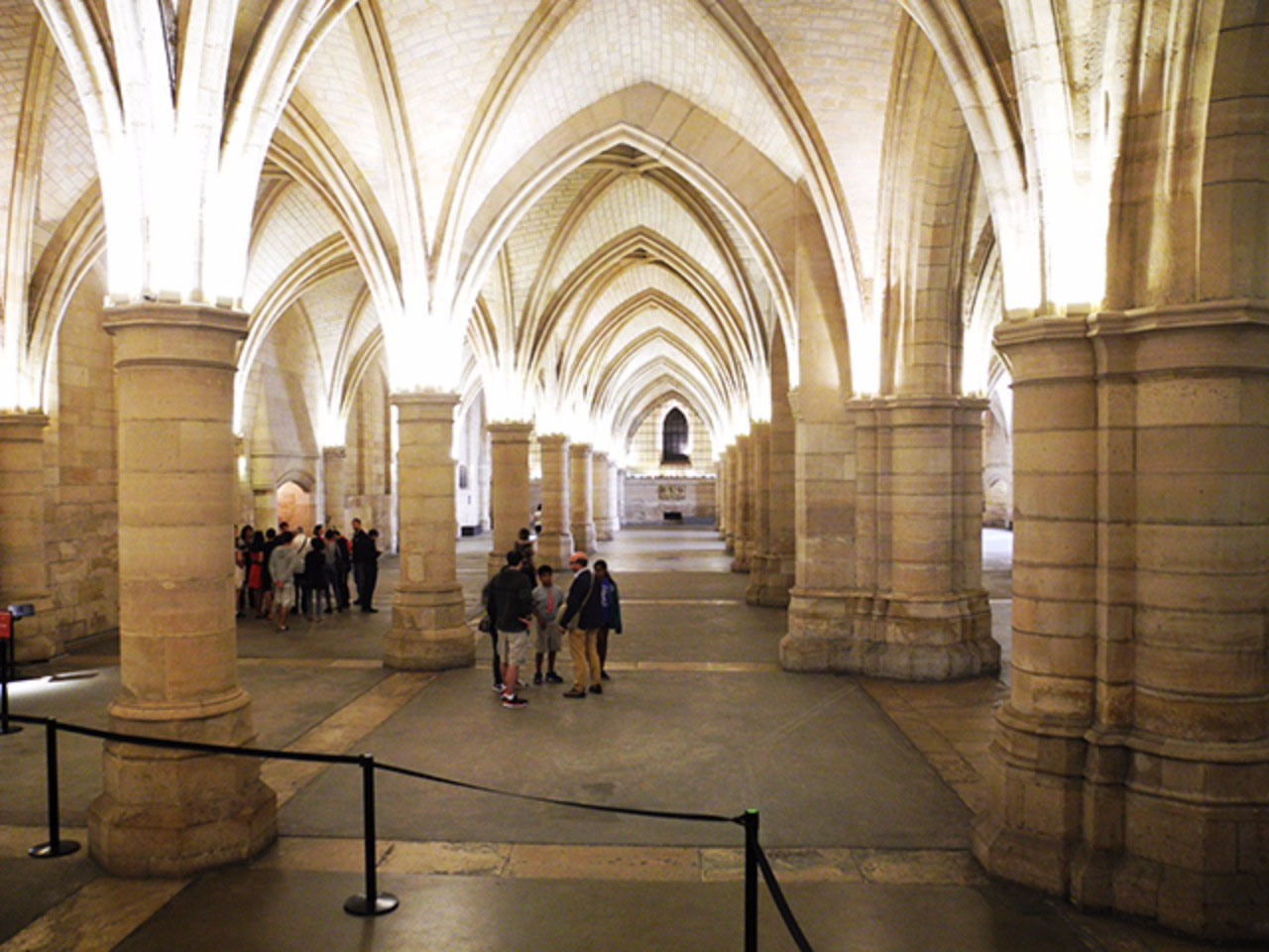 The Gard Room in the Conciergerie