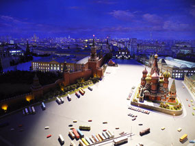 Scale Model of Red Square