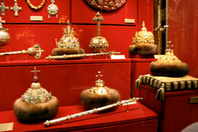 Crown jewels of Russia