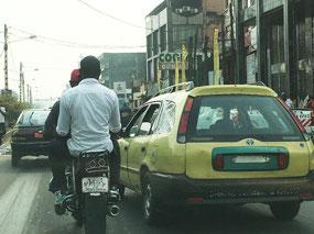 Douala traffic