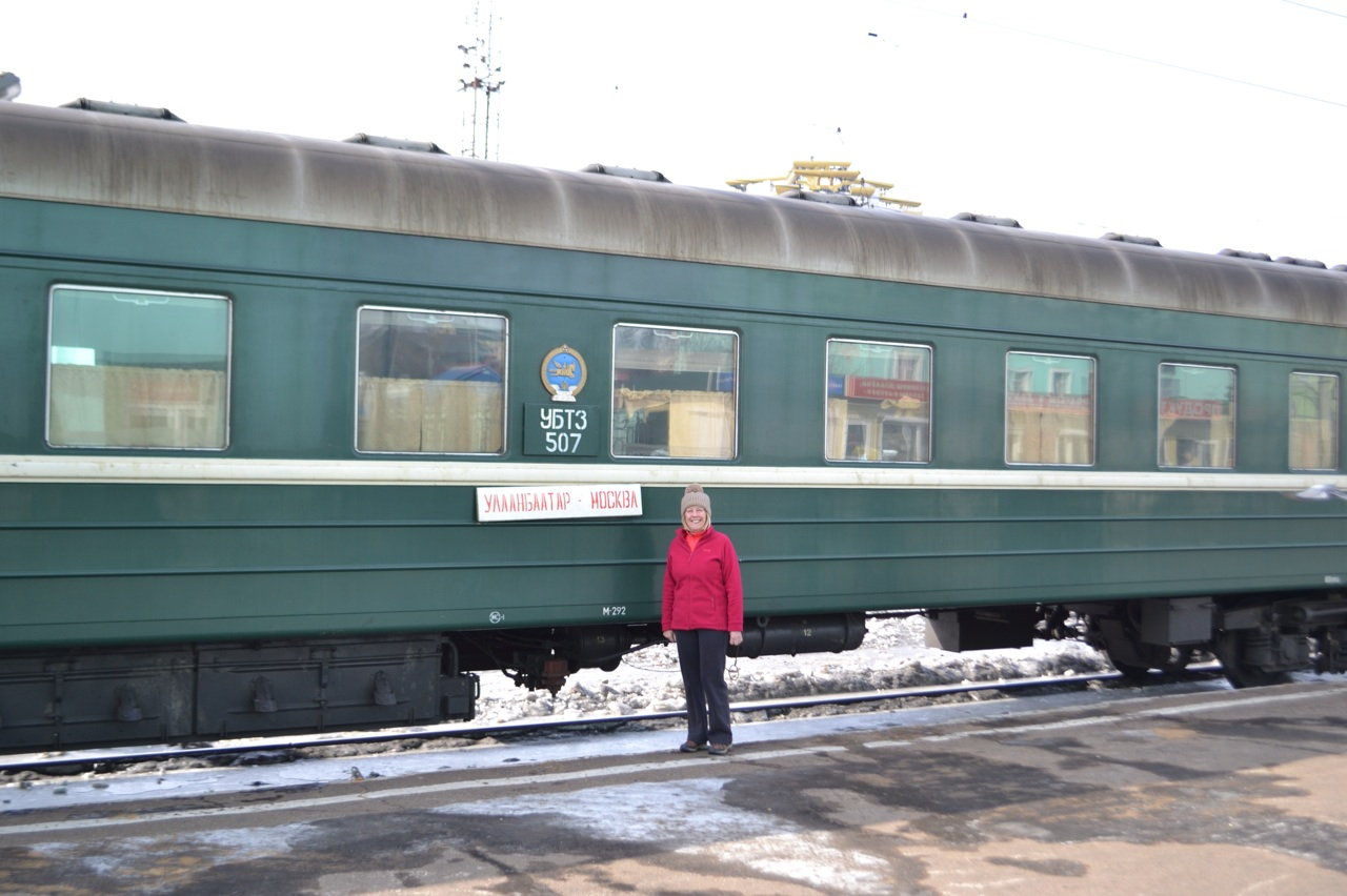 The Train to Mongolia