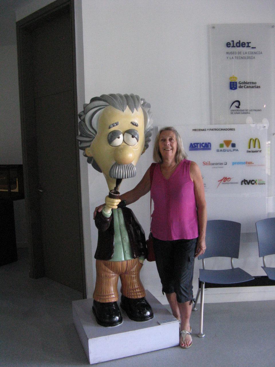 Gill meets Einstein