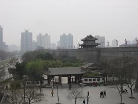 The City Walls