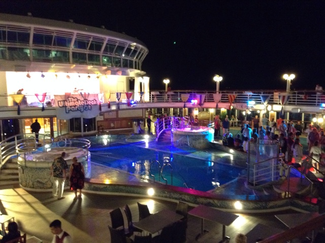 The Ultimate Deck Party