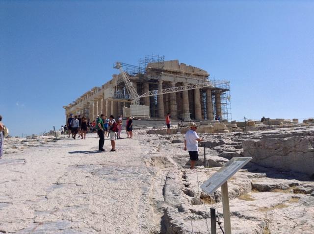 Parthenon (Parthenonas)