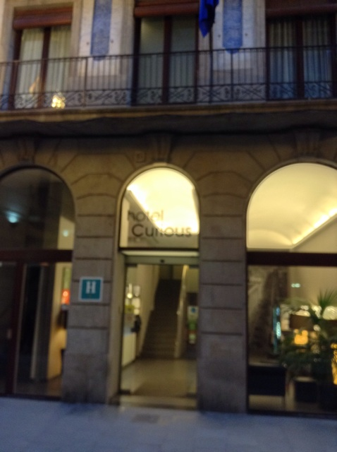 Hotel Curious...I was, so I bo