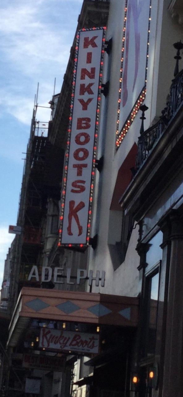 Yay Kinky Boots!!