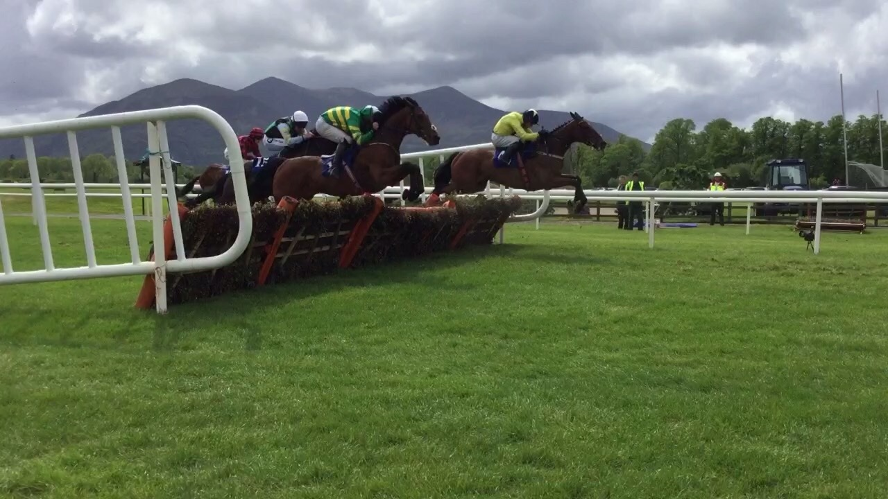 Love me that Steeplechase!