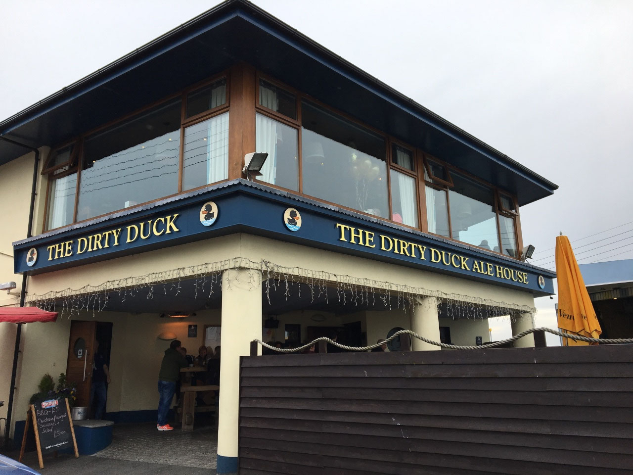 The Dirty Duck Ale House