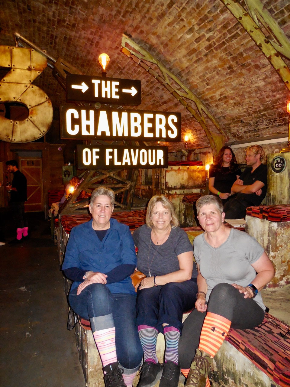 Chamber of Flavours