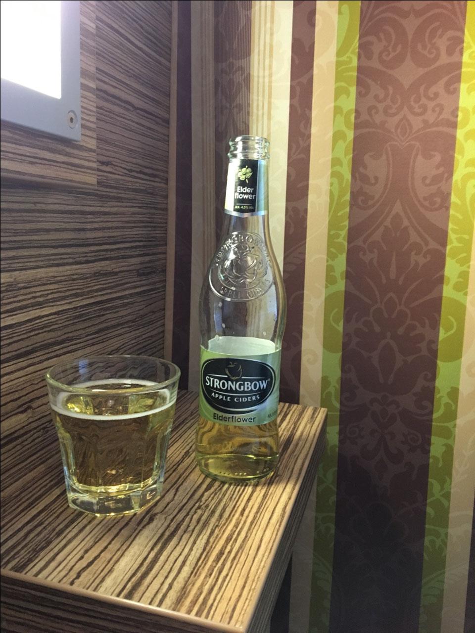 FINALLY!  Some Cider