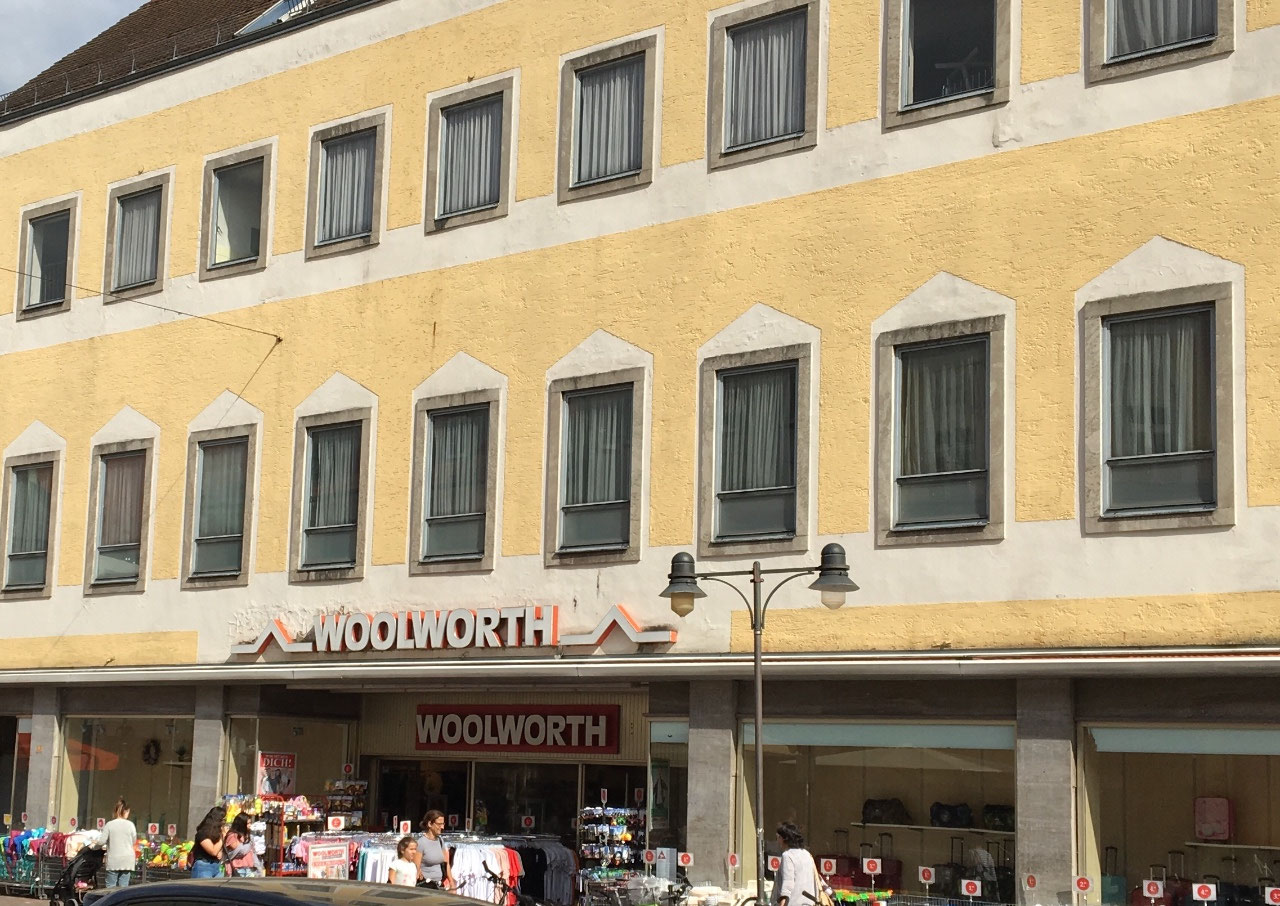 The last known Woolworth's