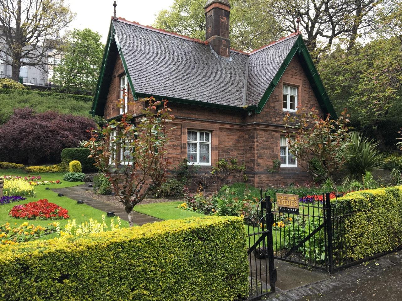 Great Aunt Lizzie's Cottage