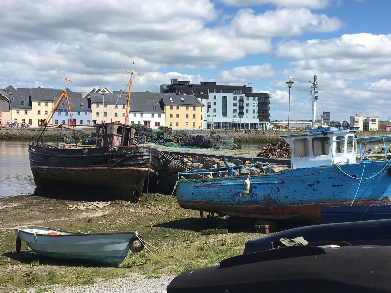 Galway waterfront