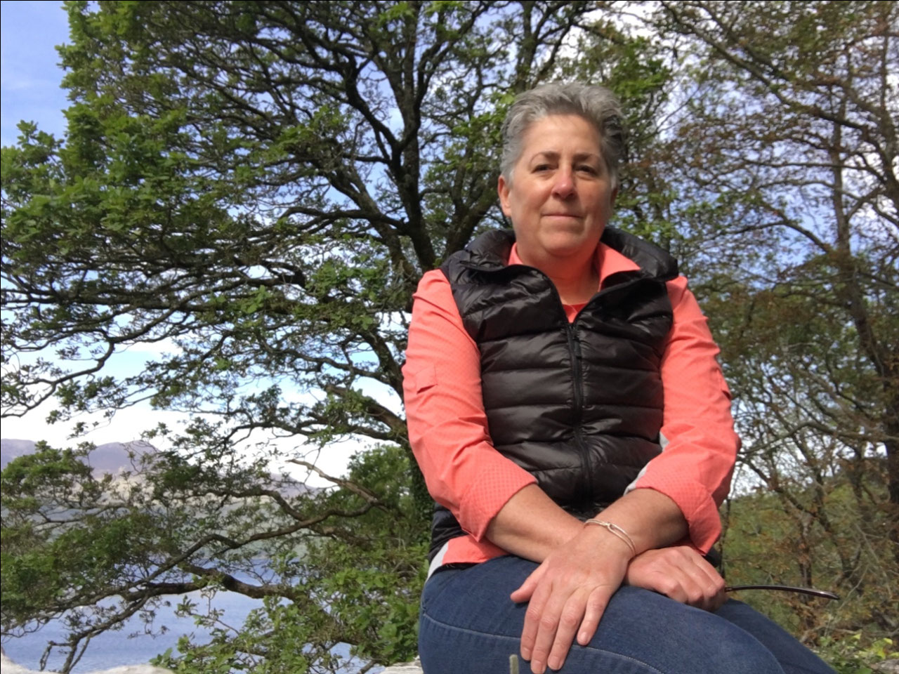Me...in the park...with a clean face