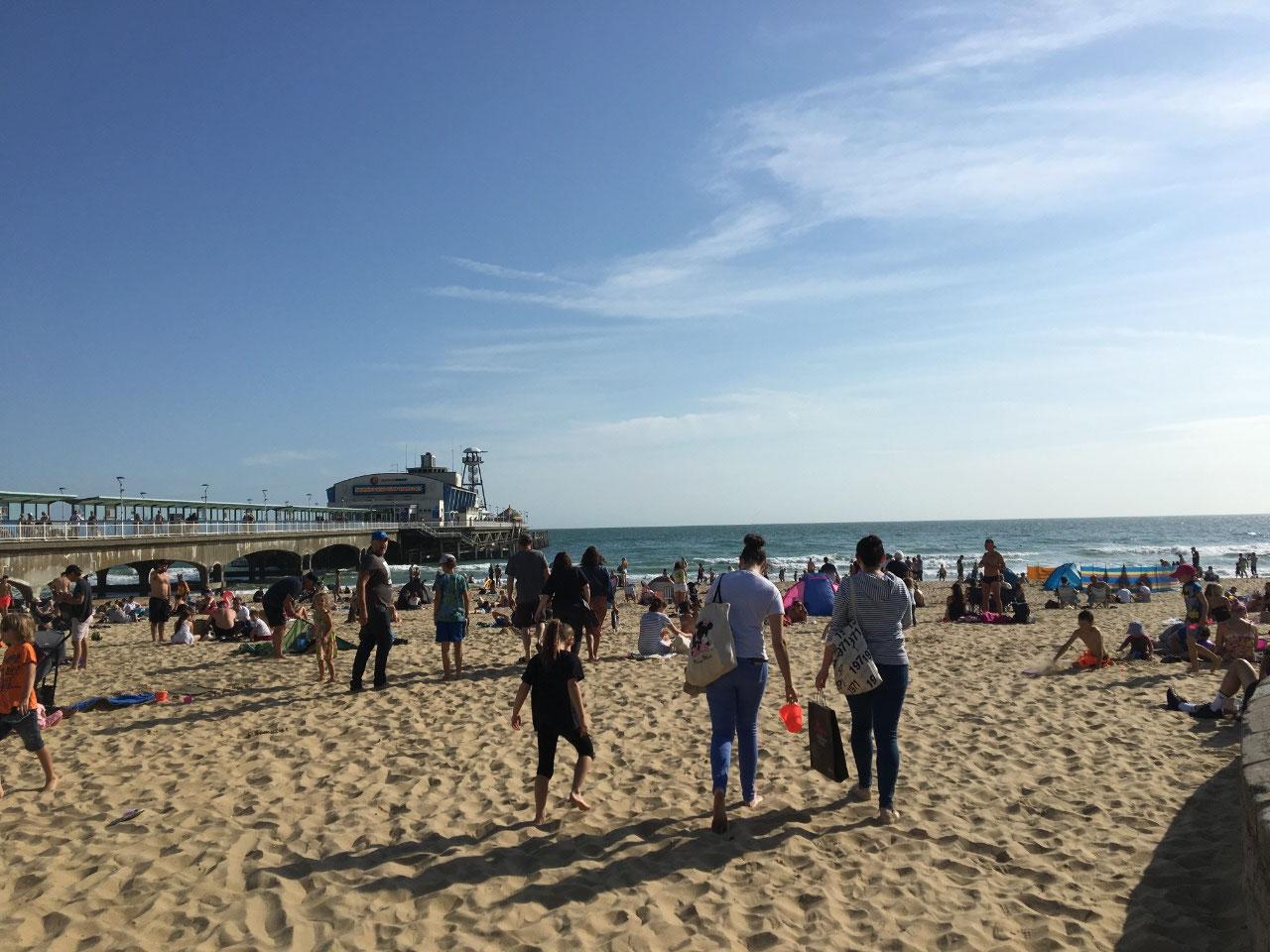 Lots of beach