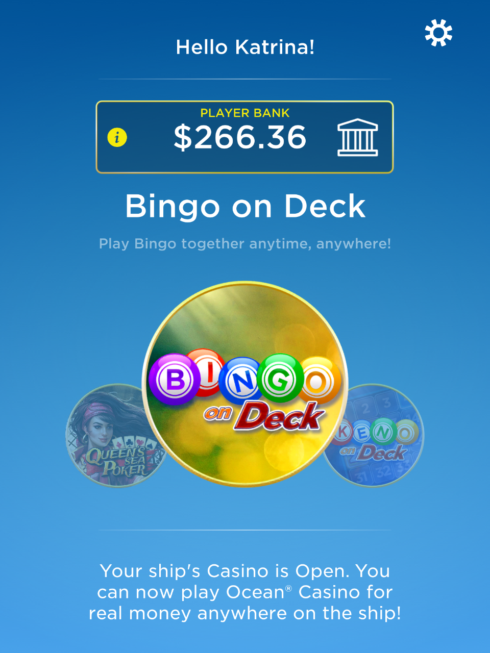My winnings today!