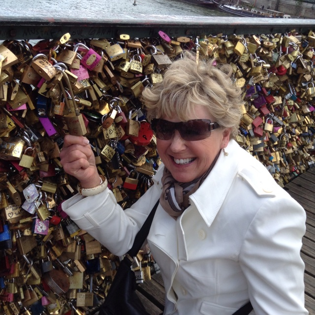 Fay and her lock