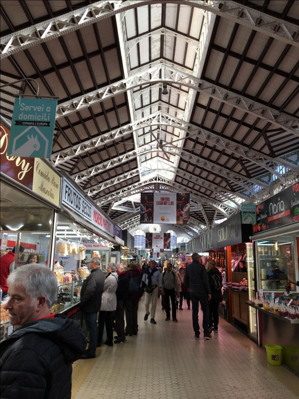 The Mercado Central