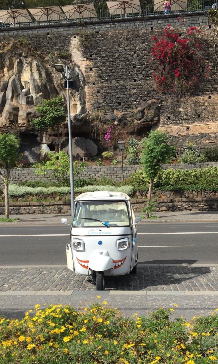 Tuctuc vehicle