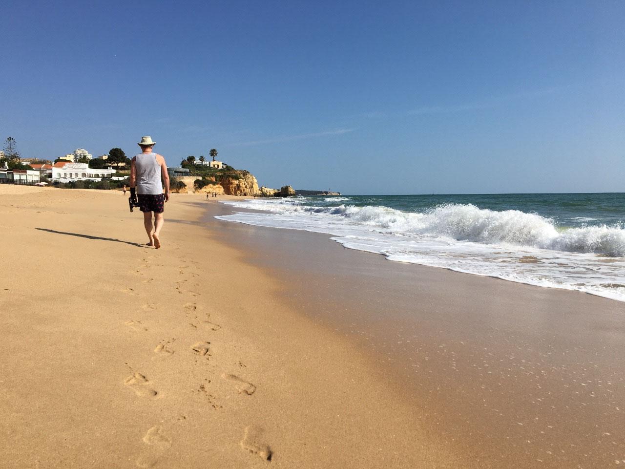 Beautiful beaches here