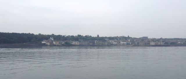 Queensferry from the tender