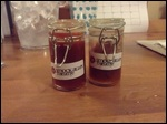Their own homemade Apple Chutney and Ketchup..free