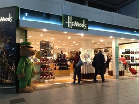 My favourite store in Heathrow