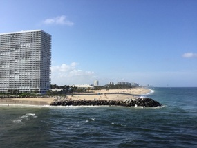 Saying good bye to Fort Lauderdale