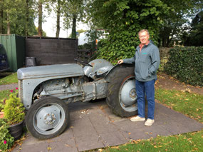 Kier and the 'town tractor'
