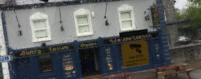 Passed by Aunty Lena's in Adare