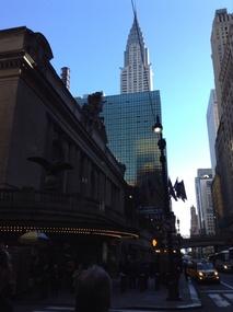 Grand Central with Chrysler Bldg