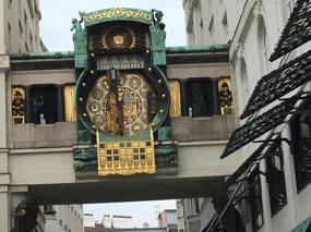 A clock...I think
