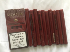 The hunt for the elusive 'Moods' Cigar is over!