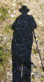 A shadow of my former self