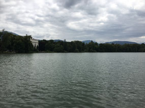 The lake used in the Sound of Music filming