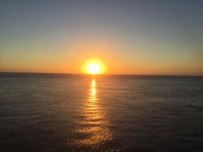 Best sunset so far