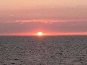 Sunset on night #2