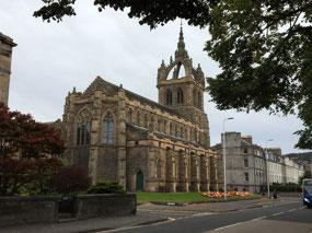 A big old church in Perth