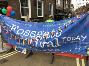 Fossgate Festival