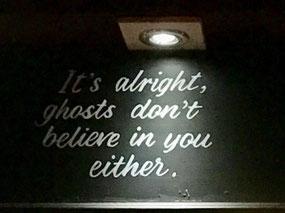 York's most haunted bar The Golden Fleece